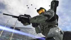 Halo 3: Impending, a Creative Commons Attribution (2.0) image from commorancy's photostream